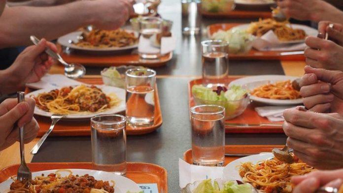 pranzo scolastico